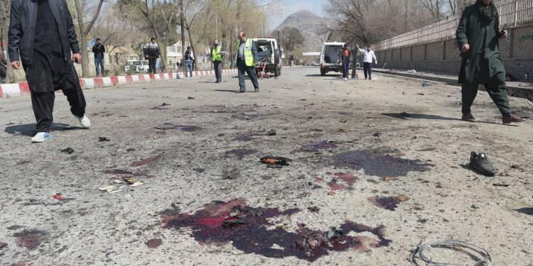 Afghanistan: au moins 26 morts dont beaucoup de jeunes dans un attentat à Kaboul