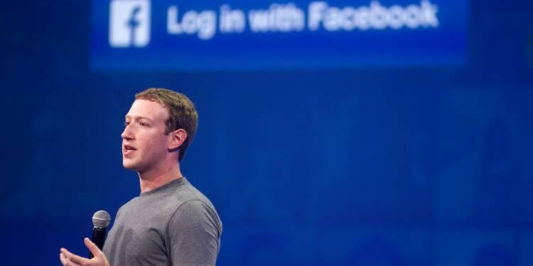 """Dans la tourmente, Facebook se dit """"scandalisé d'avoir été trompé"""""""