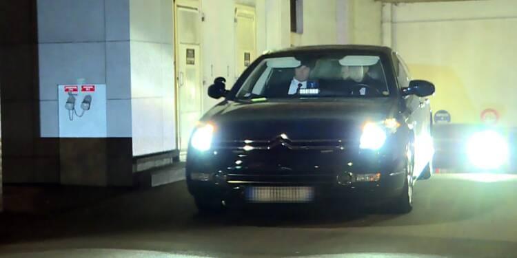 Soupçons de financement libyen: 2e jour de garde à vue pour Nicolas Sarkozy