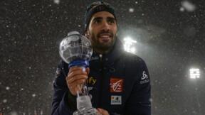 Biathlon: Martin Fourcade et les sept Globes de cristal
