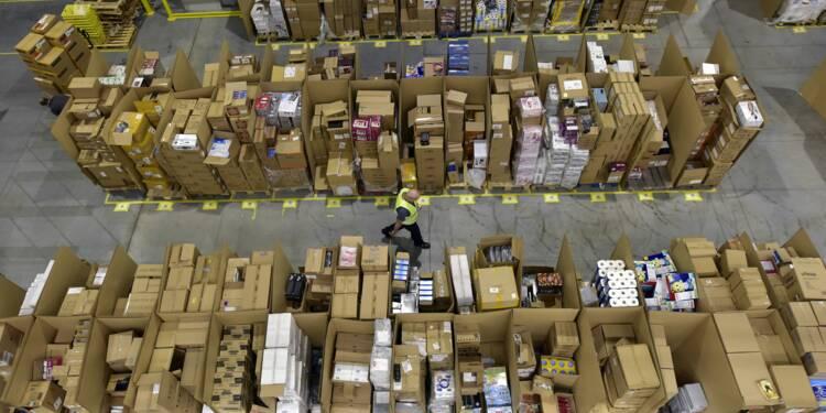 """Amazon: une grève indéfinie """"pas exclue"""" en Espagne"""