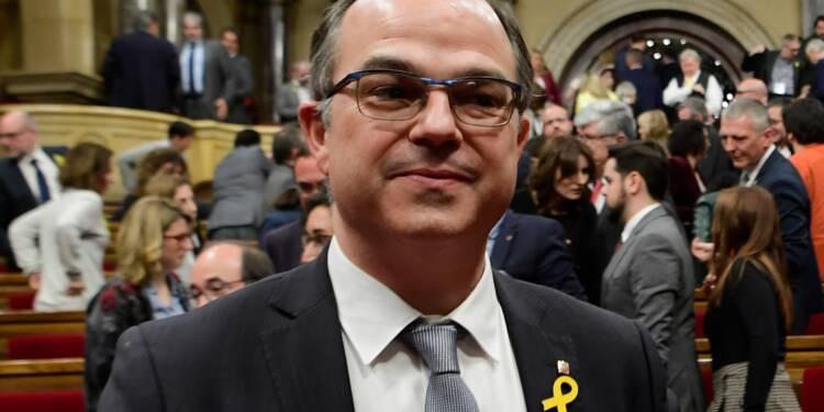 Catalogne: le candidat indépendantiste ne parvient pas à se faire élire président