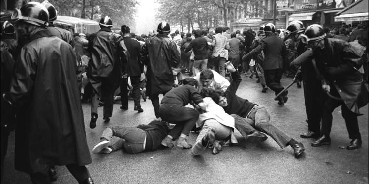 "Mai 1968: d'ex-policiers racontent ""leurs barricades"""