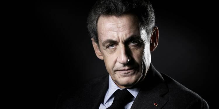 """Soupçons de financement libyen: Sarkozy dénonce """"l'enfer de la calomnie"""""""