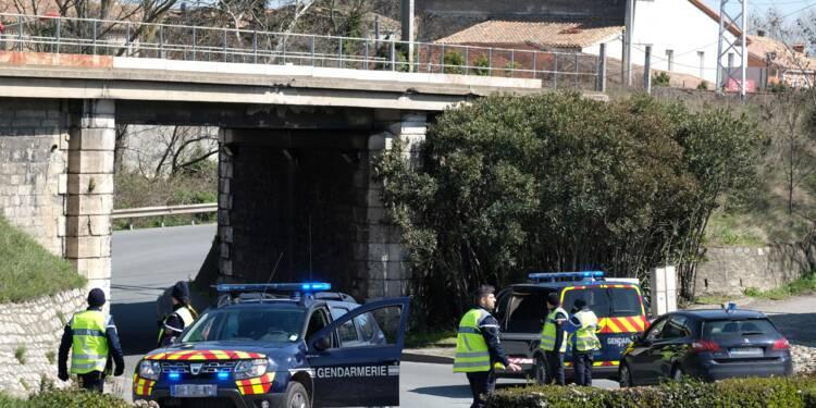 Aude: deux morts dans une prise d'otages, l'assaillant se réclame de l'EI