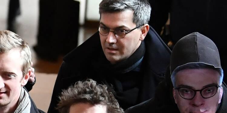 Procès Tarnac: le tribunal se rend sur les lieux du sabotage