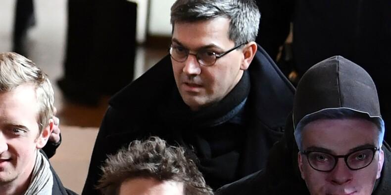Procès Tarnac: le tribunal sur les lieux du sabotage en Seine-et-Marne