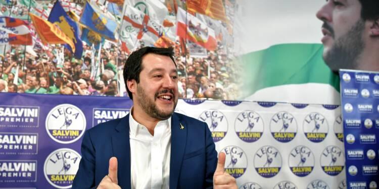 Sans majorité absolue, le Parlement italien doit élire ses présidents