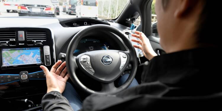Nissan vise un million de véhicules électrifiés par an d'ici 2023