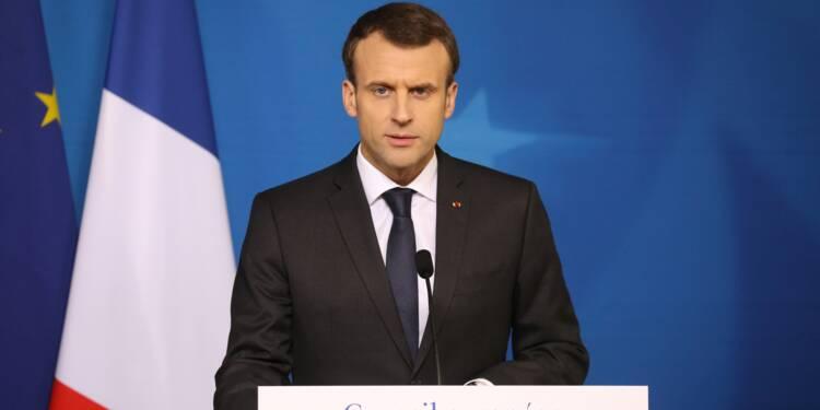 Pour Macron, les mouvements sociaux n'ont aucun impact sur les réformes en cours
