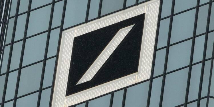 Deutsche Bank voit grand dans la gestion d'actifs, désormais cotée