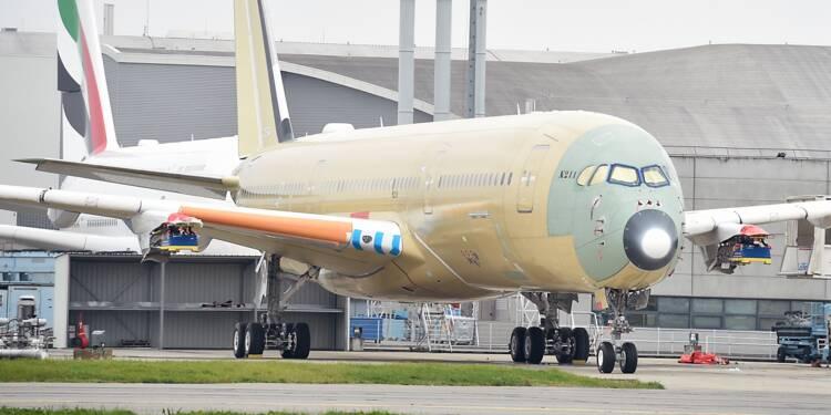 Le vol de très longue distance, un marché de niche pour 20.000 km non stop