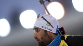 Biathlon: Fourcade ne s'arrête jamais
