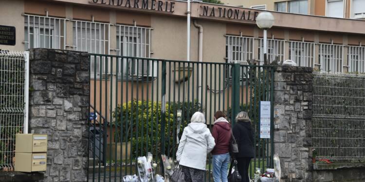 """Attaques jihadistes: un hommage national sera rendu au gendarme """"tombé en héros"""""""