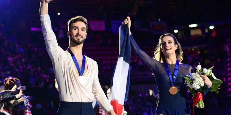 Danse sur glace: Papadakis et Cizeron voient triple