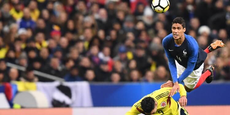 Equipe de France: défense et défiance