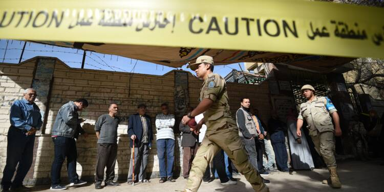Les Égyptiens votent, nouveau mandat assuré pour Sissi