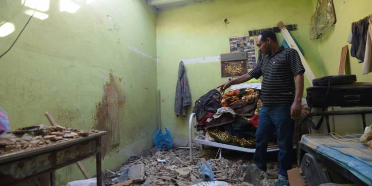 Yémen: démonstration de force rebelle après un tir de missiles vers l'Arabie