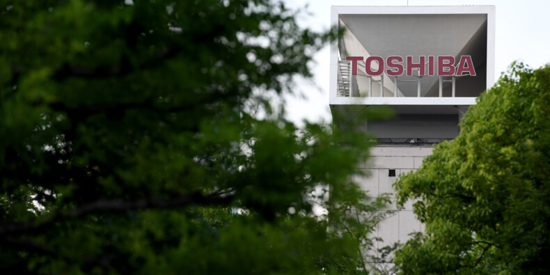 Toshiba: la cession de sa filiale de puces mémoires toujours en suspens