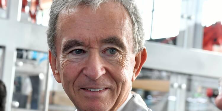 Bernard Arnault ferait l'objet d'un redressement fiscal