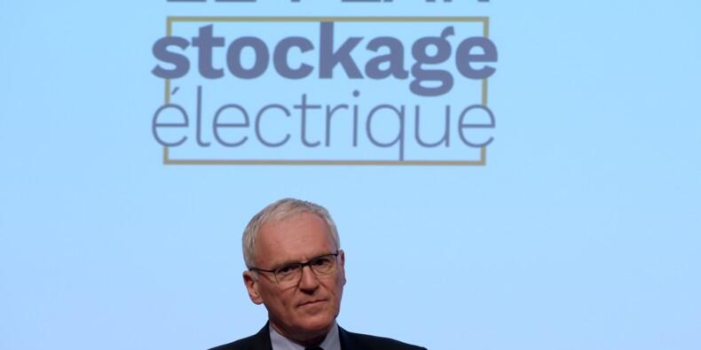 EDF veut se développer dans le stockage de l'électricité