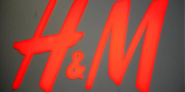 H&M: l'action plonge après des résultats décevants au 1T