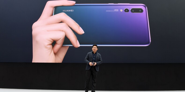 Avec son nouveau smartphone, Huawei espère réussir à conquérir l'Europe