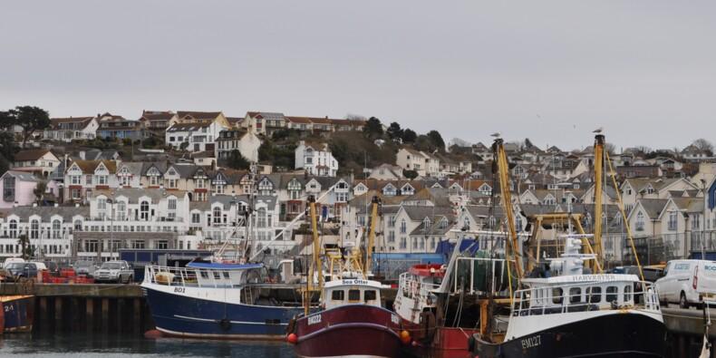 Brexit: A Brixham, les pêcheurs inquiets d'être trahis