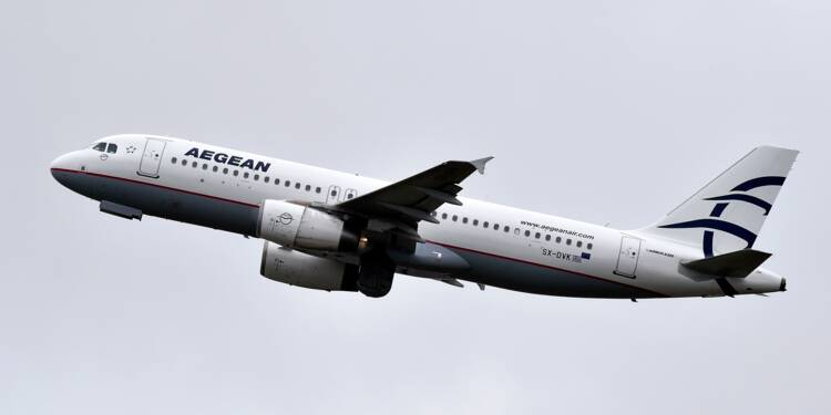 Airbus: accord d'environ 4 mds EUR avec Aegean Airlines