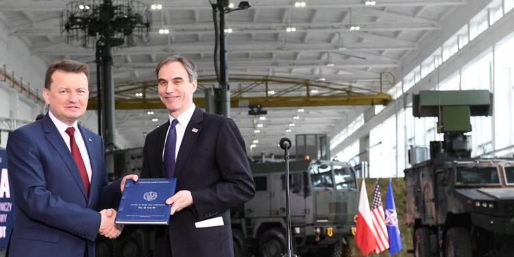 La Pologne achète le système antimissile américain Patriot
