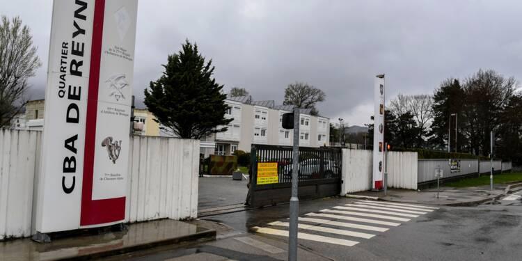 """Militaires agressés en Isère: une """"banale affaire de violence"""""""