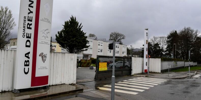 Isère: un homme fonce sur des militaires sans faire de blessés