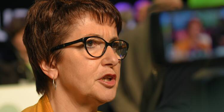 Agriculteurs: Christiane Lambert critique en direct le discours de Stéphane Travert