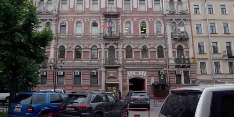 Affaire Skripal: Moscou expulse 60 diplomates américains