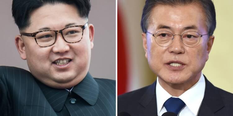 Les deux Corées se retrouveront pour un sommet rarissime le 27 avril