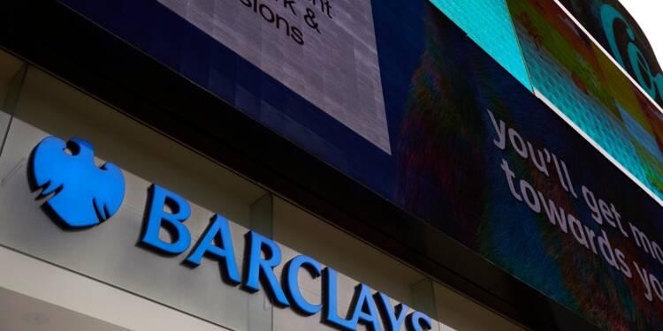 Subprime: Barclays écope d'une amende de 2 milliards aux USA