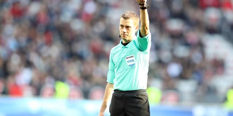 Mondial-2018: cette fois, il y aura un arbitre français