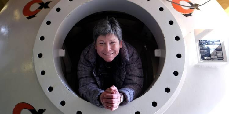 Une patronne à la tête de la Comex, spécialiste des travaux sous-marins
