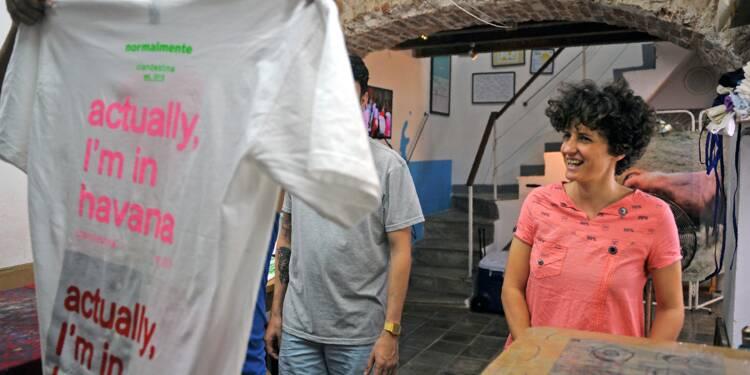 A Cuba, les petits entrepreneurs improvisent en attendant l'embellie