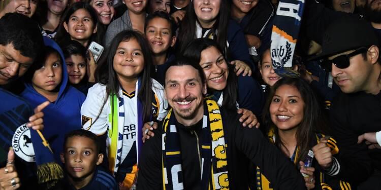 MLS: Ibrahimovic à Hollywood, épisode 1