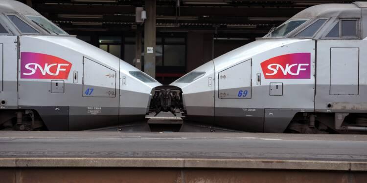 Réforme de la SNCF: les négociations à mi-parcours, la grève s'annonce très suivie