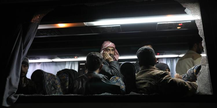 Syrie: l'ultime enclave rebelle dans la Ghouta dans le viseur du régime