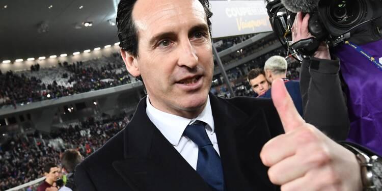 PSG : Emery ne lâche rien malgré l'ombre grandissante de Tuchel