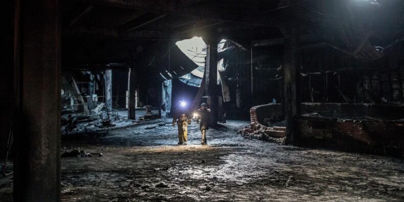 Incendie d'un centre commercial en Russie: le gouverneur démissionne