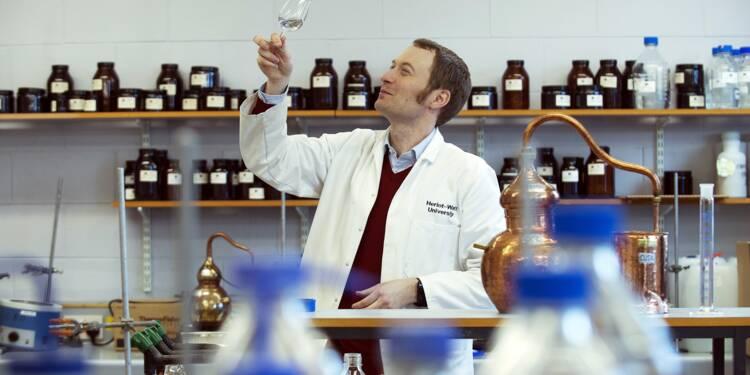 Les distilleries de whisky en Ecosse testent les limites de l'innovation