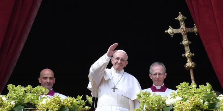 """Syrie: le pape réclame la fin de """"l'extermination en cours"""""""