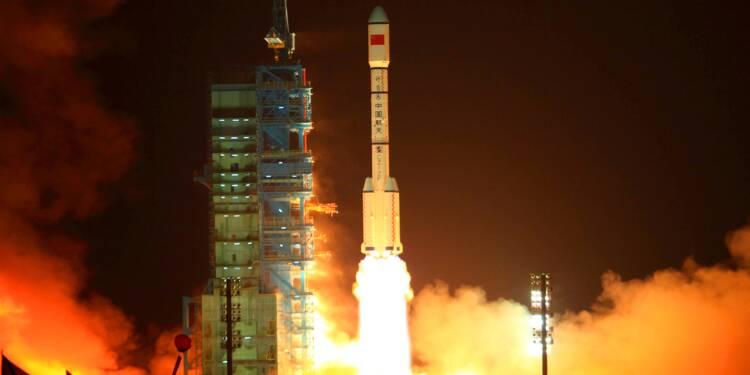 Pulvérisée, la station spatiale chinoise achève sa course dans le Pacifique