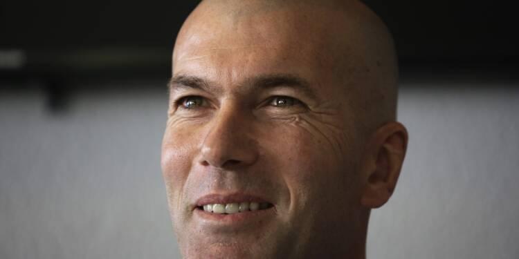 Ligue des champions: Zidane revient à Turin, où il a appris à être un champion
