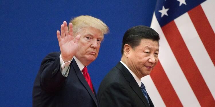 Guerre commerciale : face à Donald Trump, l'Empire du milieu contre-attaque