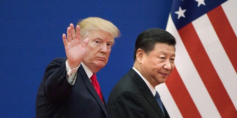 """Guerre commerciale: Pékin cherche à remplacer le """"made in USA"""""""